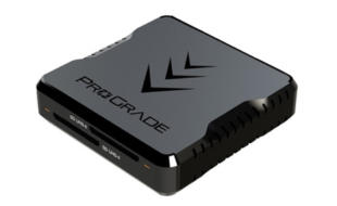 Der neue ProGrade digital SD Dual-Slot USB 3.1, Gen. 2 Card Reader
