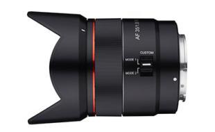 Samyang 35 mm für Sony E-Mount