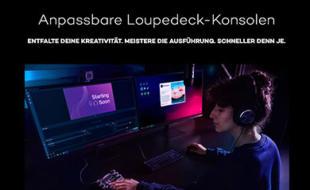 Screenshot Loupedeck