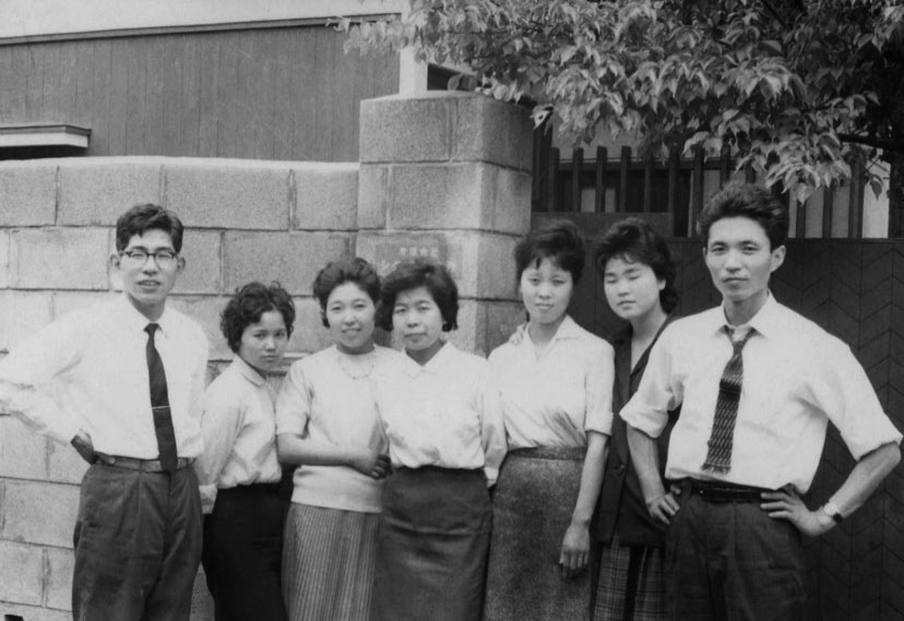 Historisches Foto Sigma 1961