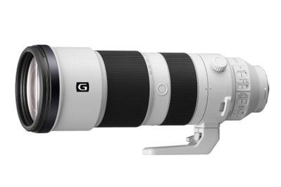 Sony Teleobjektiv 200–600 mm G Serie