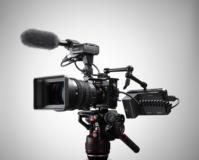 Sony Alpha 7S III mit Filmzubehör