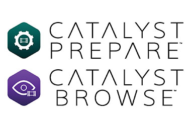 Logos Sony Catalyst Browse und Prepare