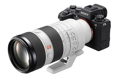 Sony FE 70-200 Millimeter F2.8 GM OSS II