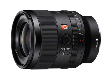 Sony G-Master 35 mm Objektiv