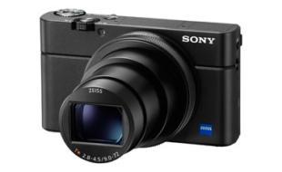 Sony Kompaktkamera RX100 VII