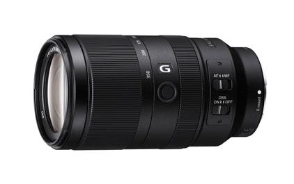 Sonys neues Super-Telezoom-Objektiv SEL-70350G
