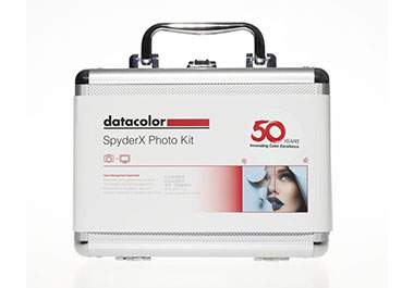 SpyderX Photo Kit von Datacolor