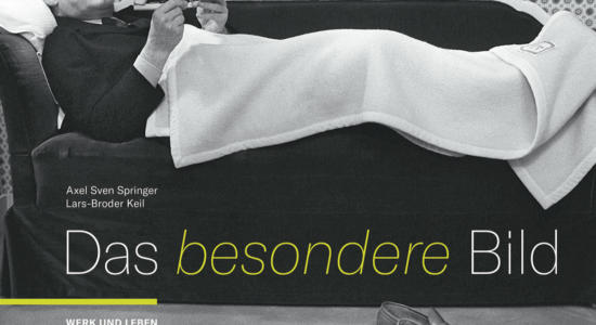 """Das Cover des Buches """"Das besondere Bild""""."""