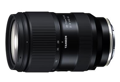 Tamron 28-75 mm Zoomobjektiv für Sony E-Mount
