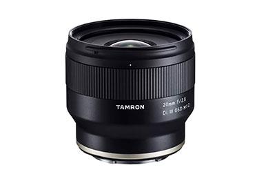 Tamron Festbrennweite 20 mm