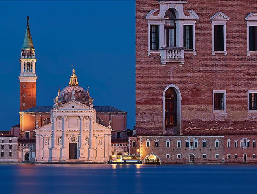 Beispielfoto Frank Werner in Venedig