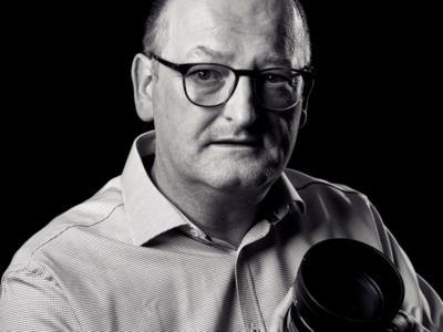 Portätfoto Wolfgang Rottmann