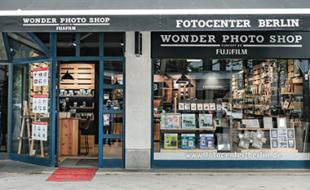 Der Wonder Photo Shop in Berlin