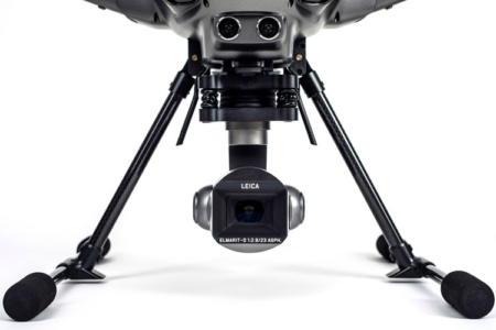 Yuneec H3 Typhon mit Leica ION L1 Pro Kamera