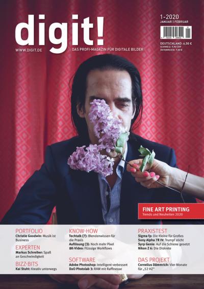 digit! 2020-1 Titelseite